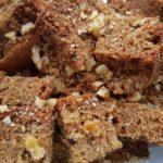 Camu Camu (vitamin C) Cake - similar to a carrot cake