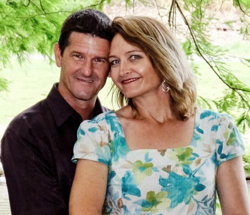 Organics NZ owners Megan & Grant Catley